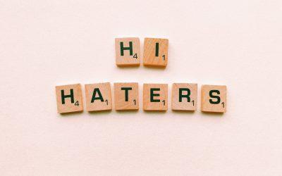 Cómo tratar con haters y trolls en tus redes sociales