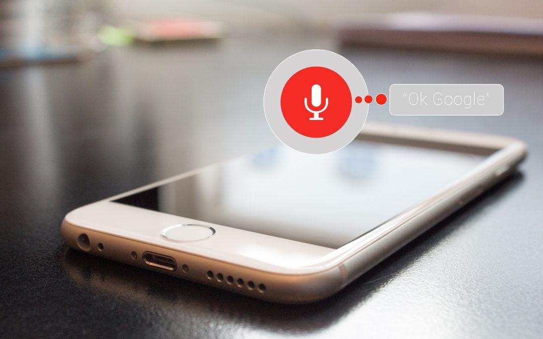 5 claves para optimizar la búsqueda por voz
