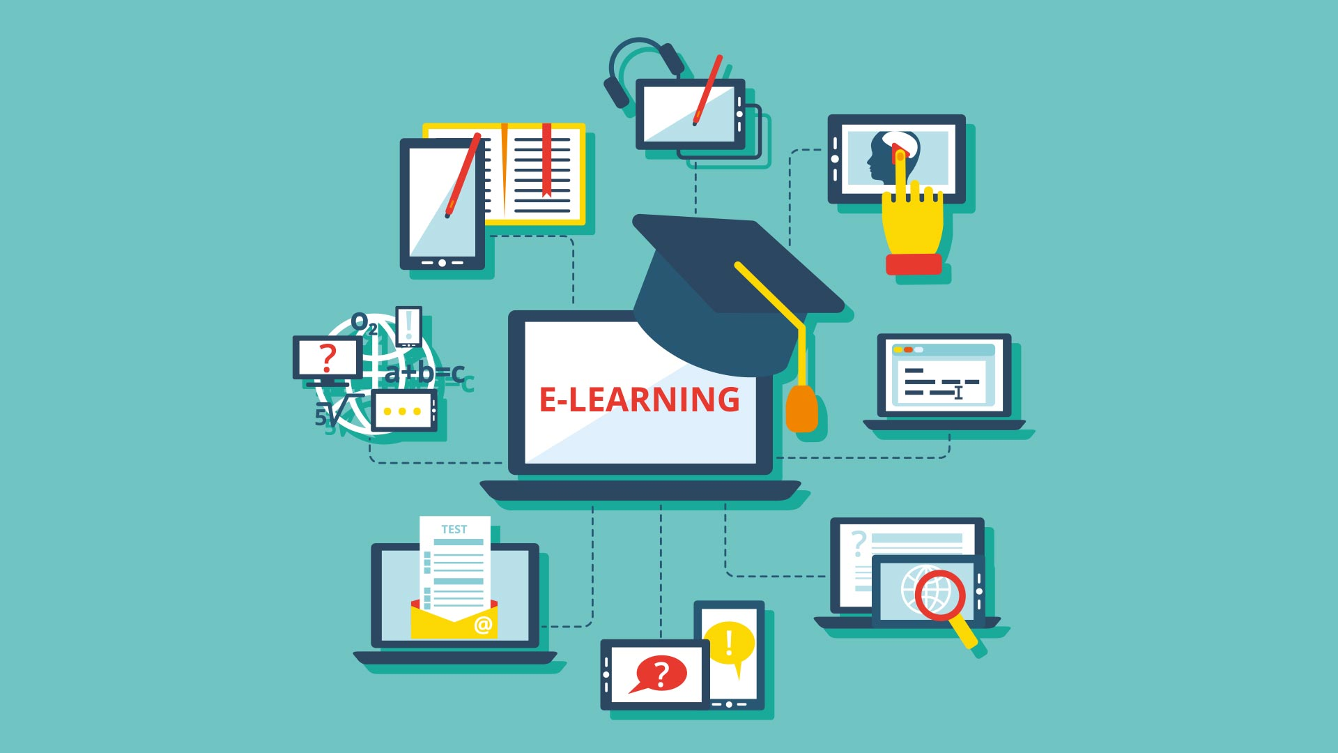 e-learning-system